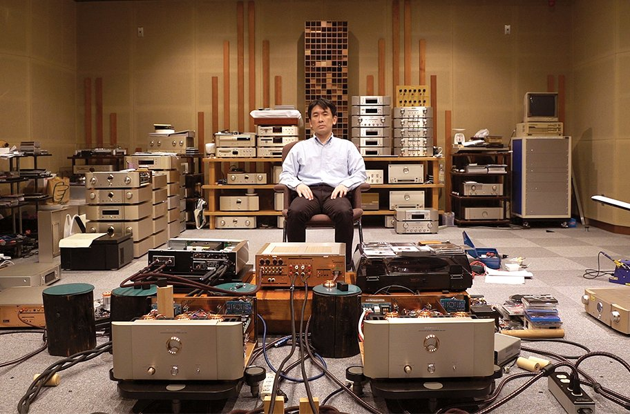 Amplificador marantz