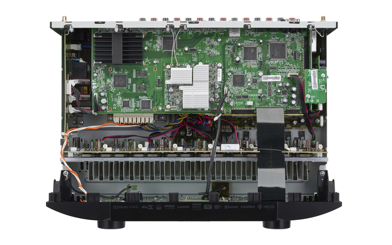 Marantz SR5015 7.2ch. 8K Atmos Network AV Receiver Marantz_SR5015_7_channel_amplifier_v2
