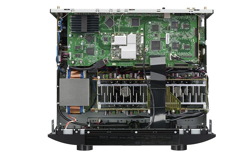 Marantz SR7015 9.2ch. 8K Atmos Network AV Receiver Marantz_SR7015_9_channel_amplifier