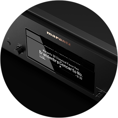 Marantz SACD 30n Network SACD Player Mz_SACD30_Large-features_4_400x400