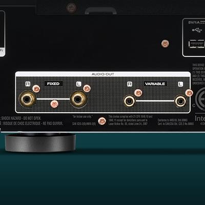 Marantz SACD 30n Network SACD Player MZ_SACD-30-variable-output-terminal